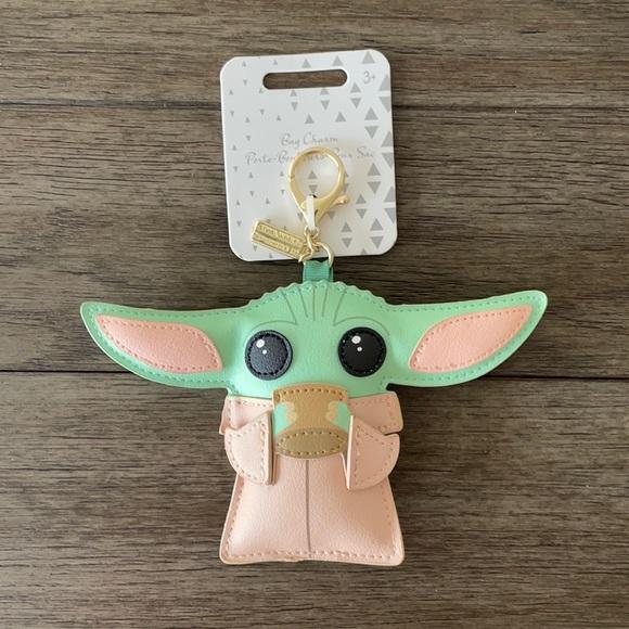 Disney Handbags - Disney Star Wars Mandalorian The Child Bag Charm